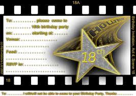 themed invitation template