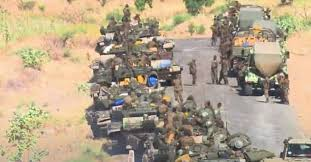 The Ethiopian army is advancing in Tigray province | News1 English