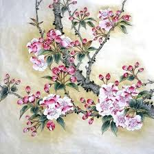 chinese paintings other flowers other flowers 45cm x 45cm 18 x 18 2345003