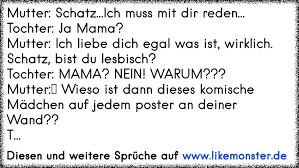 Mutter Schatzich Muss Mit Dir Redentochter Ja Mamamutter