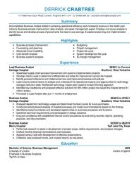 a sample resume free resume examples by industry job title livecareer