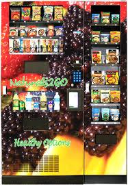 Healthy Snack Vending Machine Franchise Fascinating Vending