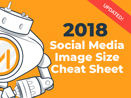 Funny Fax Cover Sheet Custom 44 Social Media Image Dimensions [Cheat Sheet]
