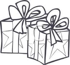 birthday present clip art black and white. Beautiful Art Clip Art Black And White Sapphire Clipart 1 Intended Birthday Present D
