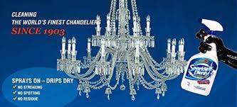 sparkle plenty chandelier crystal cleaner 32oz trigger spray 071782900000