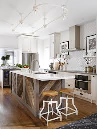 One Wall Kitchen Design Likable One Wall Kitchen Designs With An Island Radioritascom