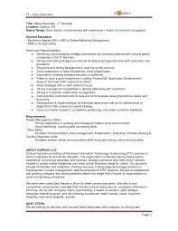 Sales Lady Job Description Resume Templates Fashion Sales Representative Sample Resume Community 44