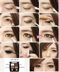 bigger eyes makeup asian