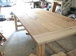 Build Dining Room Table Impressive Inspiration Design