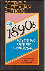 Writing of the 1890's: Leon Cantrell: 9780702210389: Amazon.com: Books