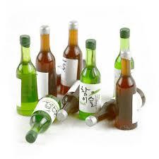 1 12 scale resin drink beer bottles