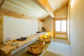 japanese home office. Japanese Home Office Interior E