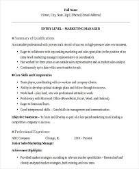 30+ Sales Resume Design Templates - Pdf, Doc | Free & Premium Templates