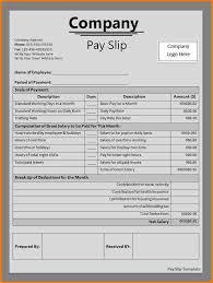 payroll sample 6 sample format of payroll slip rsvp slip template