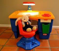 little tikes tykes art desk activity table with light lamp child size littletikes