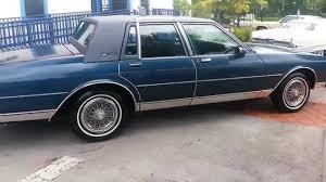 1990 Caprice Brougham LS @ Karconnectioninc.com Miami, FL - YouTube