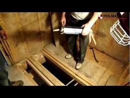 how to lower the suloor in a shower for linear drain installation