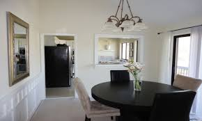 Painted Kitchen Table Kitchen Table Black Painted Dining Room Tables House Decorating
