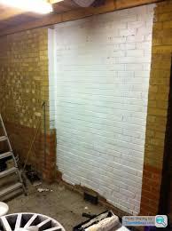 painting brick garage walls page 1