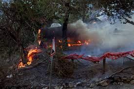 Yangının acı tablosu ortaya çıktı - Son dakika haberleri