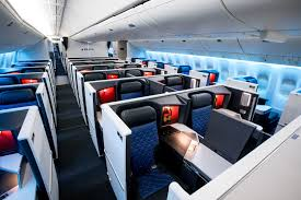 the delta one suites onboard the airline s newly refurbished 777s photo delta air lines