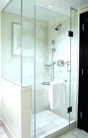 shower stall doors replacement showers for mobile homes cost bathroom glass academy bath