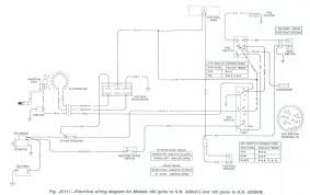 wiring diagram for john deere hydro 165 wiring wiring diagrams