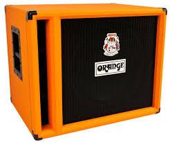 1x15 Guitar Cabinet Orange Obc115 1x15 Bass Cab 500w Amplifier Speaker Cabinet