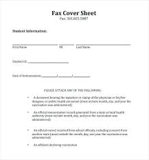 Generic Fax Cover Letter Generic Fax Cover Sheet Doc Sample Fax ...