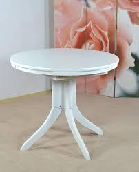Bistrotisch Rom Farbe Weiß Amazonde Küche Haushalt