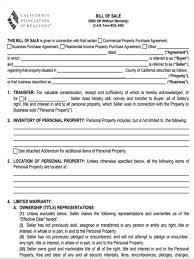 Business Bill Of Sale Form 24 Real Estate Bill Of Sale Forms Free Sample Example Format Download 5