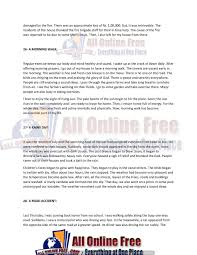English Essays Easy Simple Classes 6th 7th 8th And 10th