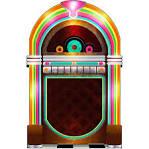 Classic 50's Jukebox