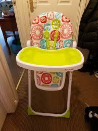 my babiie high chair