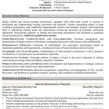 Resume Writing Techniques Resume Template