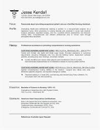Nursing Skills Resume Classy Best Of Nursing Skills For Resume Cv Resume