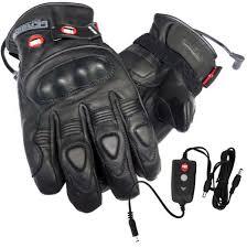 Gerbing 12v Xrs 12 Short Gloves Black