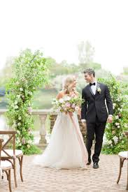 chicago botanic garden romantic wedding inspiration 12