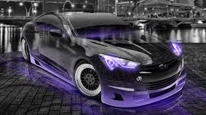 hyundai genesis coupe tuning crystal city car