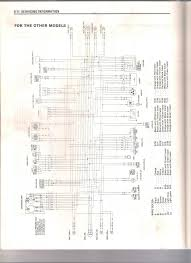 suzuki vx 800 wiring diagram data wiring diagrams \u2022  at Color Wire Diagram For A 1995 Suzuki Intruder 800