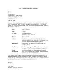Fund Raising Letters Beauteous Sample Donation Letter Request Business Template For Schools Copy 44