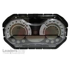 seadoo gauge personal watercraft parts sea doo new oem instrument gauge speedometer cluster 278002270 gtx rxp rxt wake