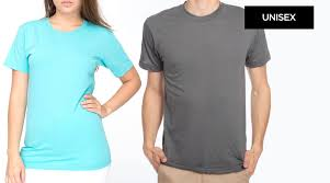 Unisex Cotton T Shirt Size Chart Sizing Chart Tees In The Trap