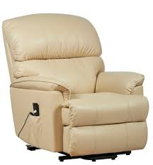 canterbury leather electric rise recliner chair riser with