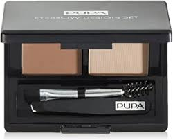 <b>Pupa</b> - <b>Eyebrow Design Set</b> (002 Brown): Amazon.ca: Beauty