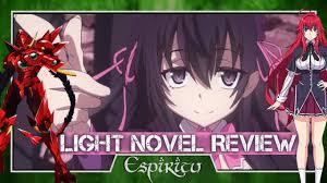 Highschool Dxd Light Novel 11 High School Dxd Volume 11 Season 5 Ouroboros And Promotion Tests Light Novel Review