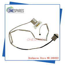 popular lenovo video cable buy cheap lenovo video cable lots shipping lvds led cable lenovo g580 g585 g580a g480 g485 laptop qiwg6 video screen lcd