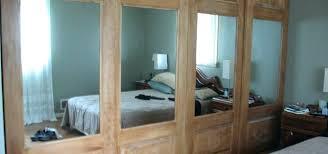 replacement mirror wardrobe doors combination raised panel and mirrored sliding closet doors replace sliding mirror closet