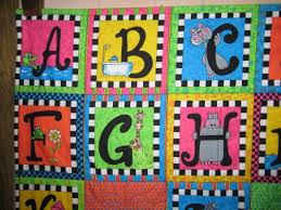 ABC's baby quilt project on Craftsy.com | Gift plans | Pinterest ... & ABC's baby quilt project on Craftsy.com Adamdwight.com