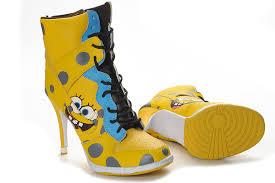"""Résultat de recherche d'images pour """"chaussures a talon jaune"""""""